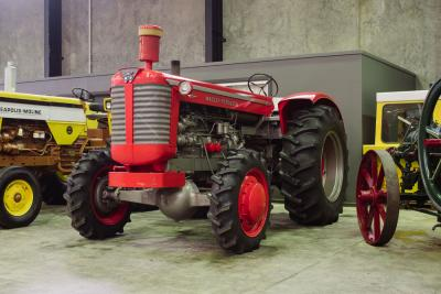 The Classic & Vintage Tractor Auction - A Gentleman's Collection